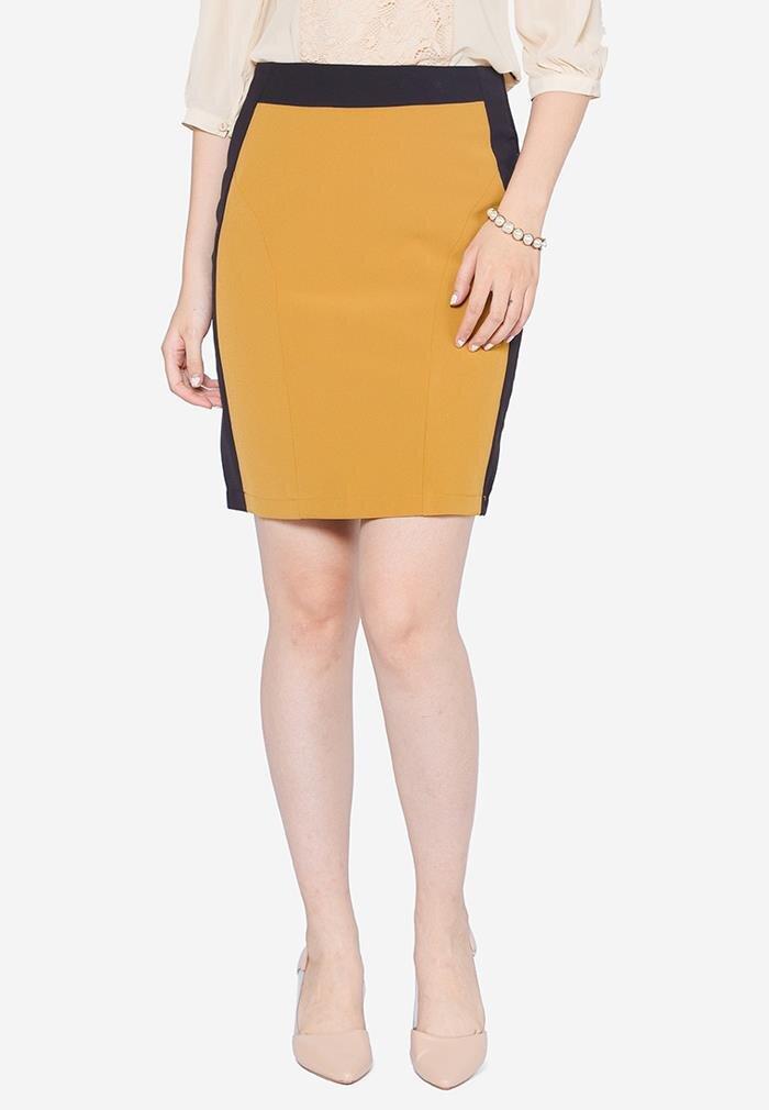 Chân váy The One Fashion VDS1081VDEM