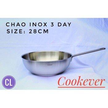 Chảo inox Cookever CCV28SIN - 28CM