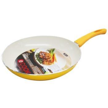 Chảo tráng men chống dính E-Cook Ceramic LEC2303 30cm