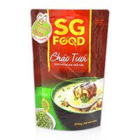 Cháo tươi lươn và đậu xanh SG Food gói 270g (6 tháng)