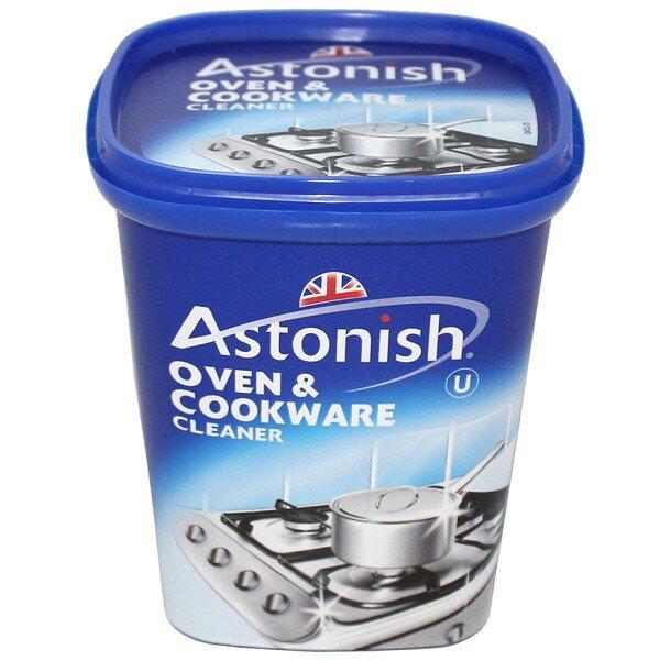 Chất tẩy rửa dụng cụ nhà bếp đa năng Astonish Oven and Cookware Cleaner (500g)