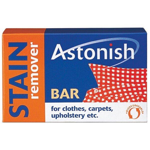 Chất Tẩy Rửa Vết Bẩn Trên Vải Astonish Stain Remover Bar - 75 g