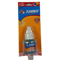 Chất xông đuổi muỗi Jumbo Super Liquid 34ml