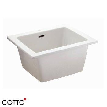 Chậu dịch vụ đặt bàn COTTO C5201