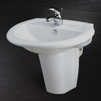 chậu lavabo caesar L2360