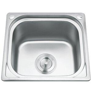 Chậu rửa bát 1 hố Gorlde GD011 (GD-011)