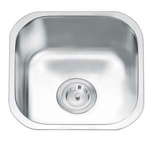 Chậu rửa bát 1 hố Gorlde GD015 (GD-015)
