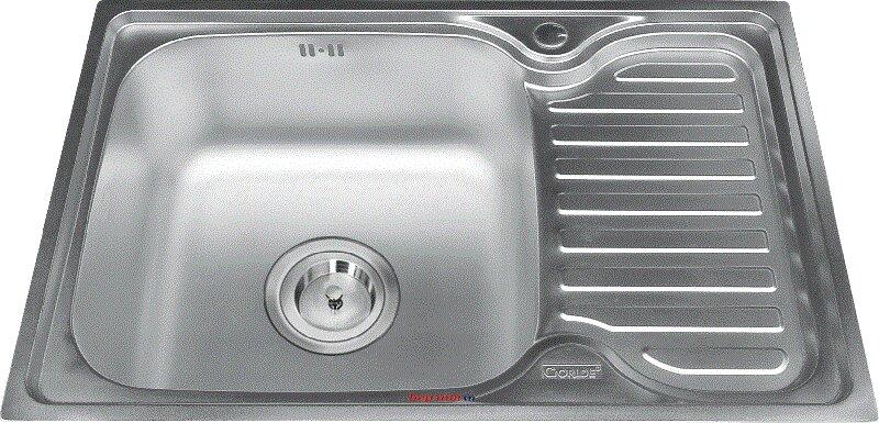 Chậu rửa bát 1 hố Gorlde GD922 (GD-922)