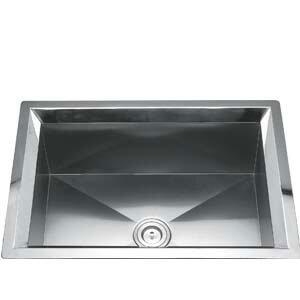 Chậu rửa bát 1 hố hộp vuông Gorlde G10 (G-10)