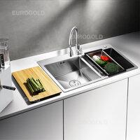 Chậu rửa bát Eurogold EUS18245
