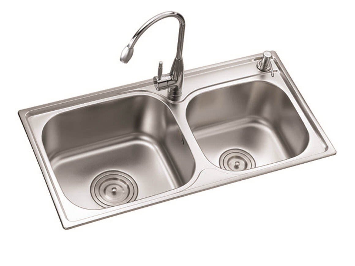 Chậu rửa bát Fandi FD-8343