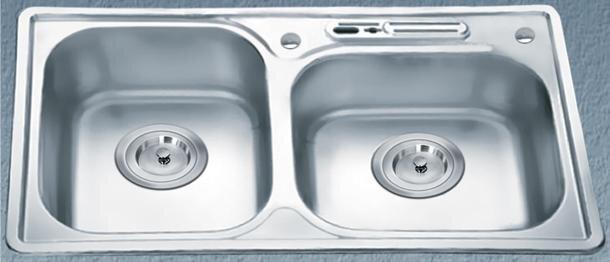 Chậu rửa bát Gorlde GD5813 (GD-5813)