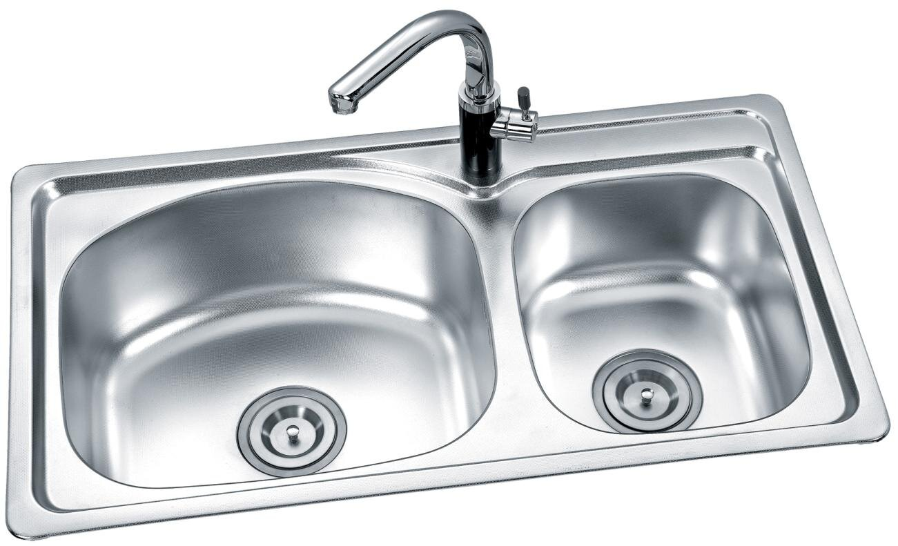 Chậu rửa bát inox cao cấp MOEN AECI7843