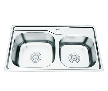Chậu rửa bát inox cao cấp Picenza PZ98044 (PZ9-8044)