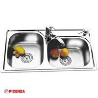 Chậu rửa bát Inox Picenza PZ8046