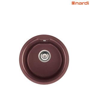 Chậu rửa bát Nardi LIR1R (LIR 1JB)