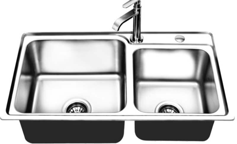 Chậu rửa bát Picenza PZ7641 (PZ-7641)