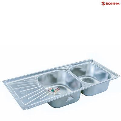 Chậu rửa bát Sơn Hà S100