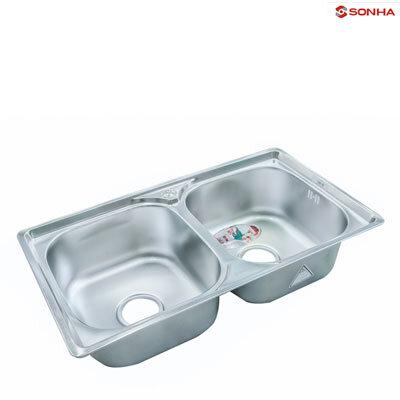 Chậu rửa bát Sơn Hà S76