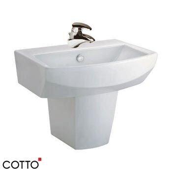 Chậu rửa chân lửng COTTO C01517/C4150