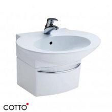 Chậu rửa chân lửng COTTO SC01027