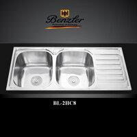 Chậu rửa chén Benzler BL-2HC8