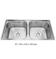 Chậu rửa chén CR7843