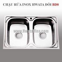 Chậu rửa chén Hwata BD8