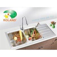 Chậu rửa chén Roland RL11850C
