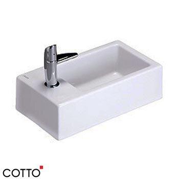 Chậu rửa đặt bàn Cotto C0031