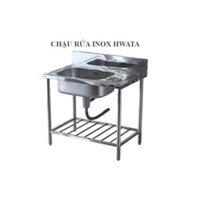 Chậu rửa inox công nghiệp Hwata CN1