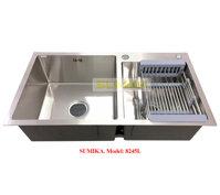 Chậu rửa inox Sumika 8245L