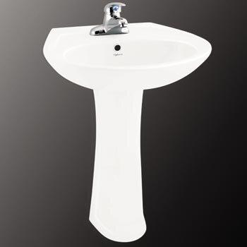 Chậu rửa lavabo treo tường Viglacera VTL2