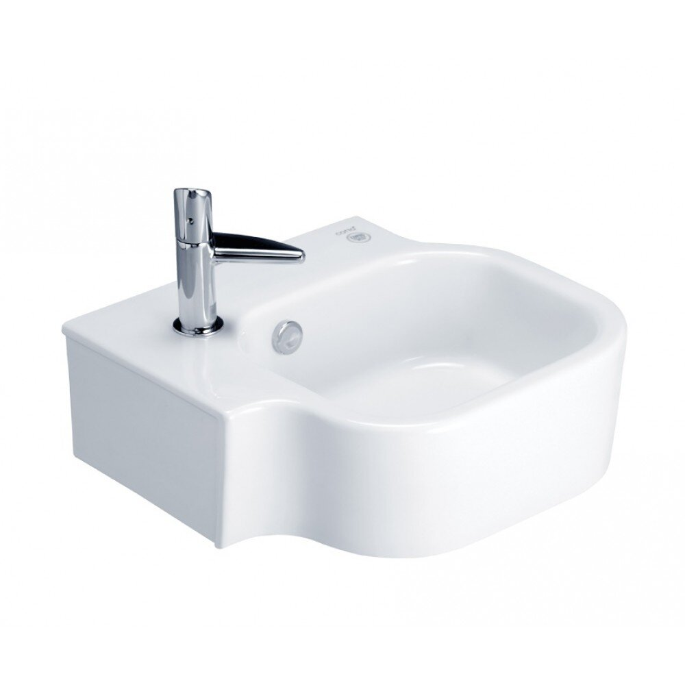 Chậu rửa mặt lavabo Cotto C04017 (treo tường)