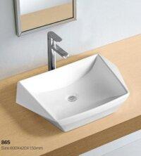 Chậu rửa mặt lavabo Napolon 865