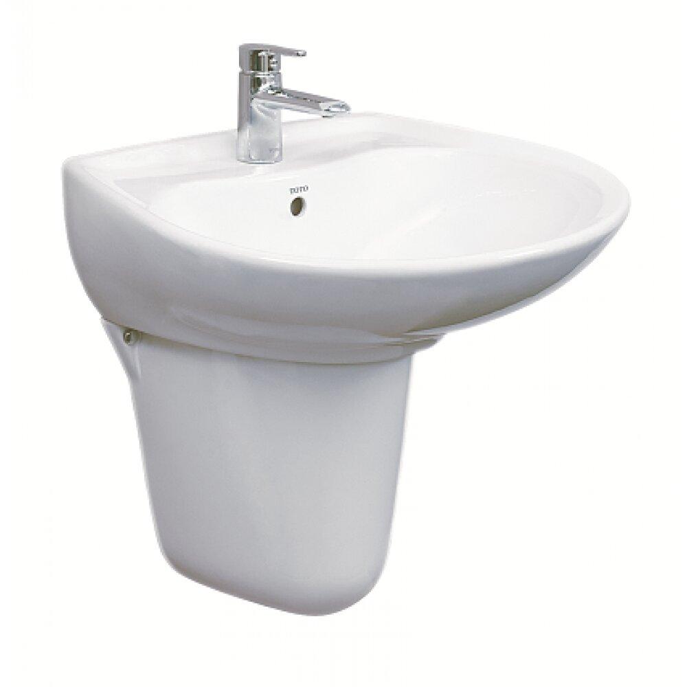 Chậu rửa mặt Lavabo Toto LHT300CM Treo Tường