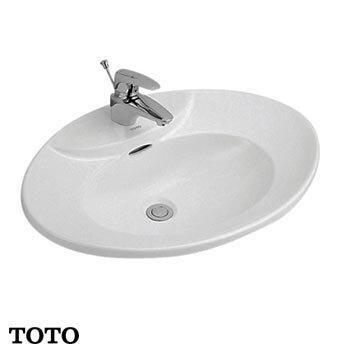 Chậu rửa mặt Toto LW909CKS