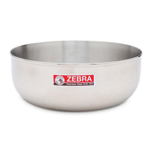 Chén inox Zebra 111018 18cm