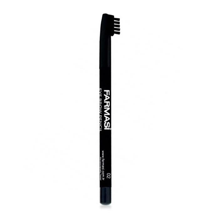 Chì kẻ chân mày Farmasi Eyebrow Pencil 02