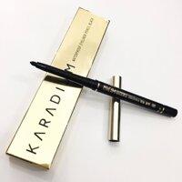 Chì kẻ mắt chống trôi Karadium Waterproof Eyeliner Pencil Black