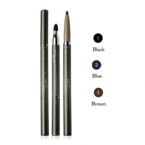 Chì kẻ mắt Skinfood Black Bean Eye Liner Pencil