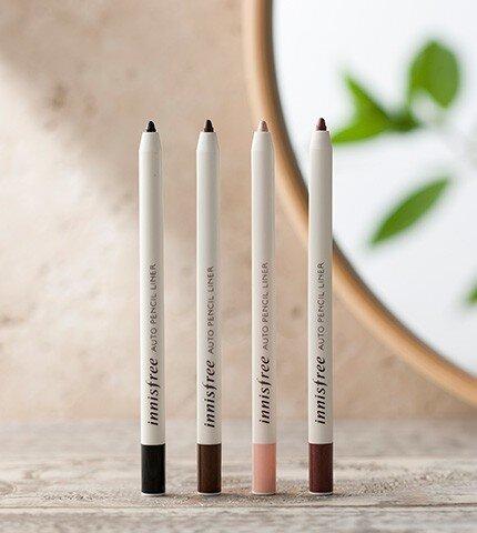 Chì Kẻ Viền Mắt Innisfree Auto Liner Pencil