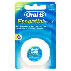 Chỉ Tơ Nha Khoa Oral-B Essential Floss 50m