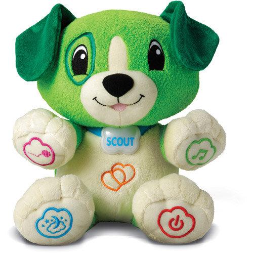 Chó thông minh LeapFrog My Pal Scout/Violet (xanh, tím)