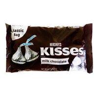 Chocolate Hershey Kisses Milk Chocolate 340g