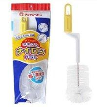 Chổi rửa bình sữa em bé bằng nilon Chuchu Baby 2808