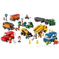 Chủ đề giao thông - Phương tiện Giao thông Lego Education 9333