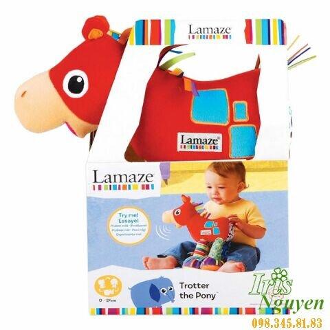 Chú ngựa Pony Lamaze LC27015