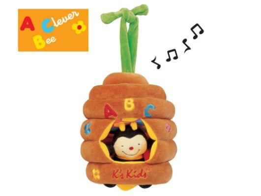 Chú ong nằm trong hộp phát nhạc K\'s Kids KA10323