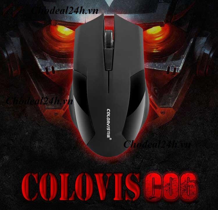Chuột Game có dây Colovis C06